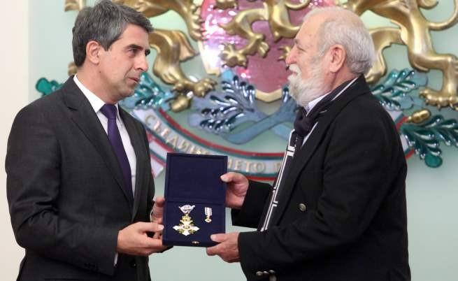 Плевнелиев удостои 23-ма дисиденти с орден