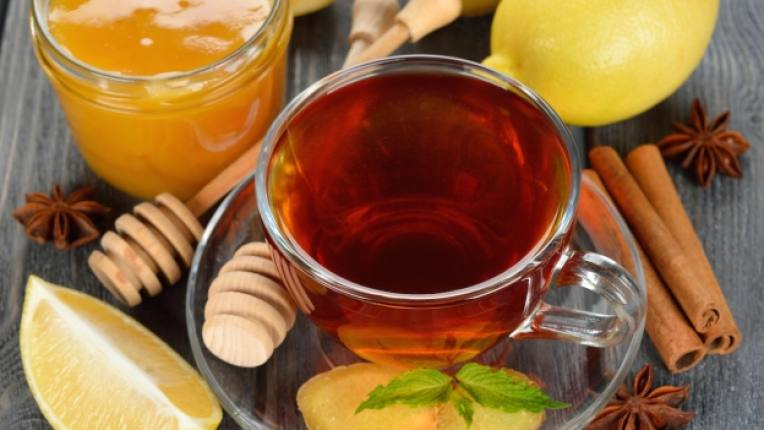 джинджифил чай здраве напитка