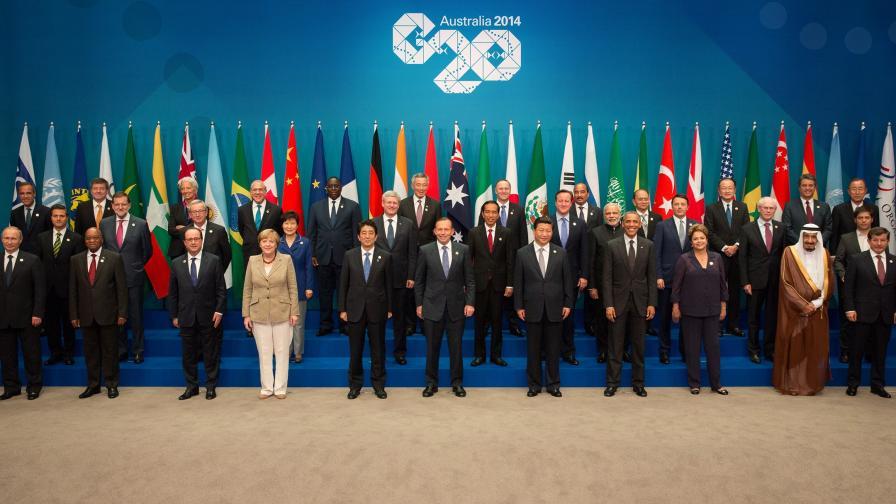 Размяна на обвинения между Русия и Запада на Г-20