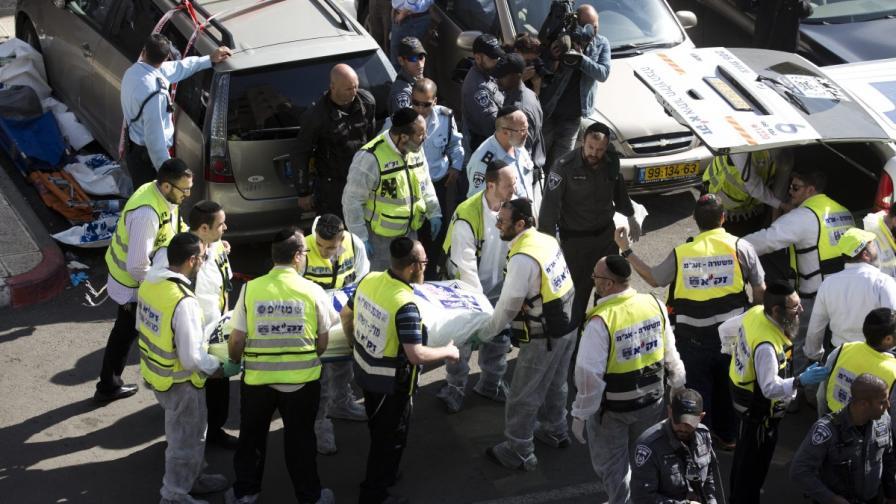 Започва нов цикъл на насилие между израелците и палестинците