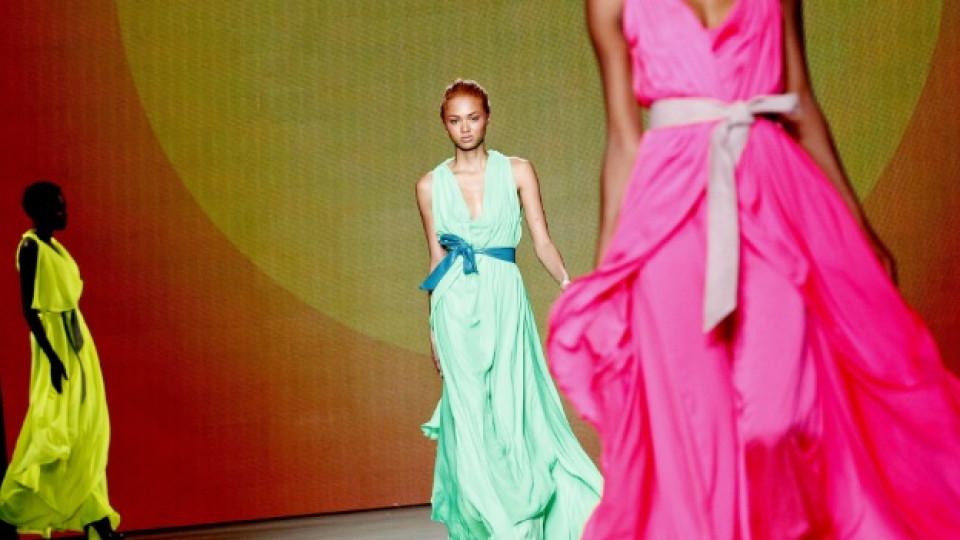 Млади таланти на Седмица на модата в Амстердам