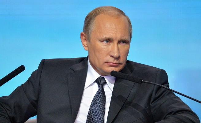 Путин окачестви убийството на Немцов като позор