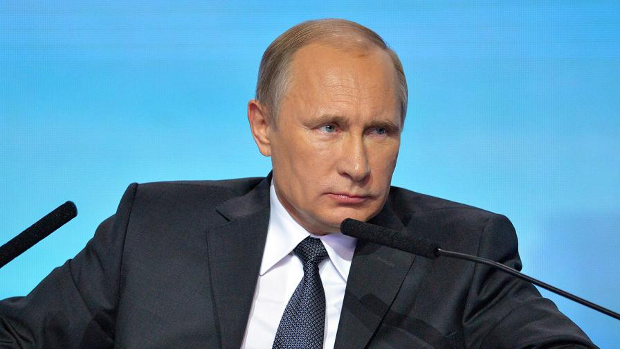 Путин не мислел да е пожизнен президент