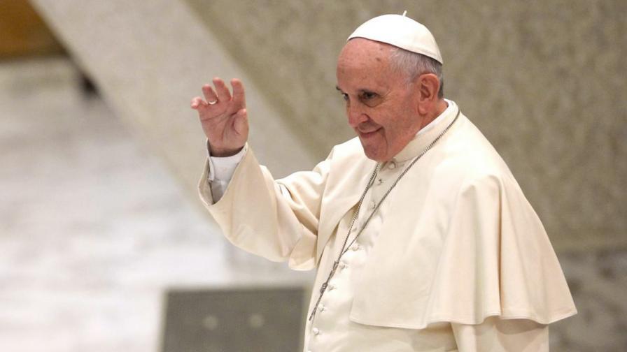 Плевнелиев: Папата благодари на българския народ