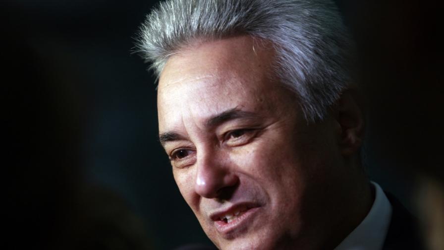 Бившият служебен премиер Марин Райков