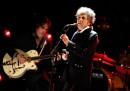 Реакцията на Боб Дилън след Нобеловата награда
