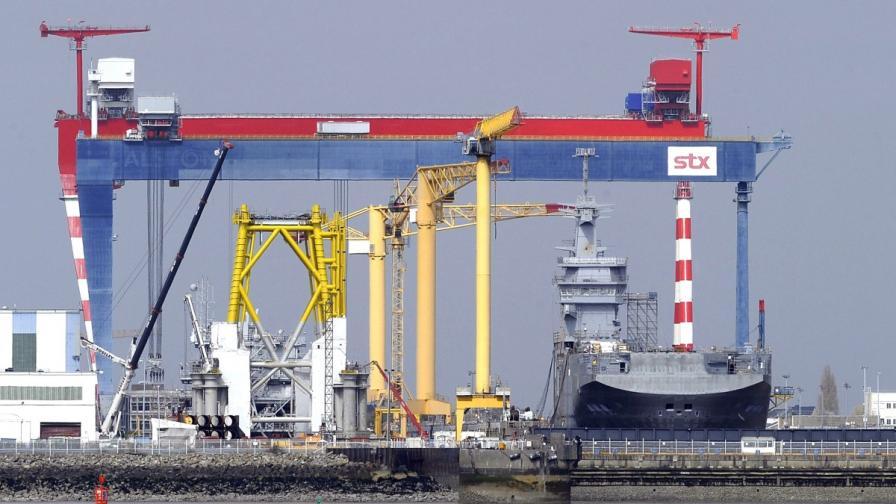 """Отказът на Париж да достави """"Мистрал"""" на Русия може да струва €3 млрд."""