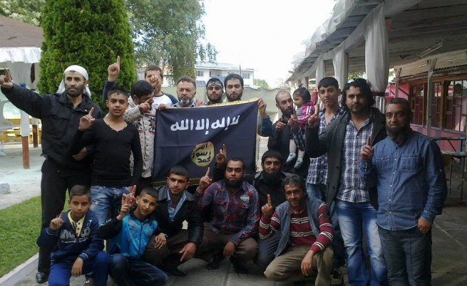 Снимка от пресконференцията за радикален ислям на прокуратурата
