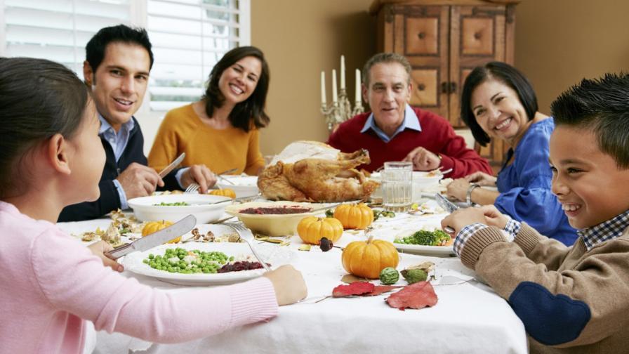 Деня на благодарността