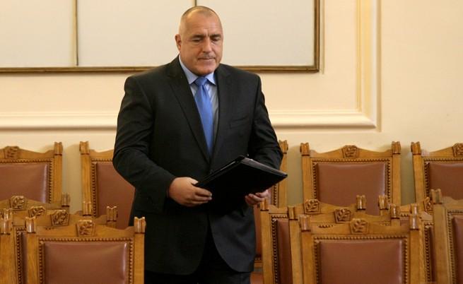 Борисов предлага Бъчварова за вътрешен министър, иска оставките на Лазаров и Писанчев