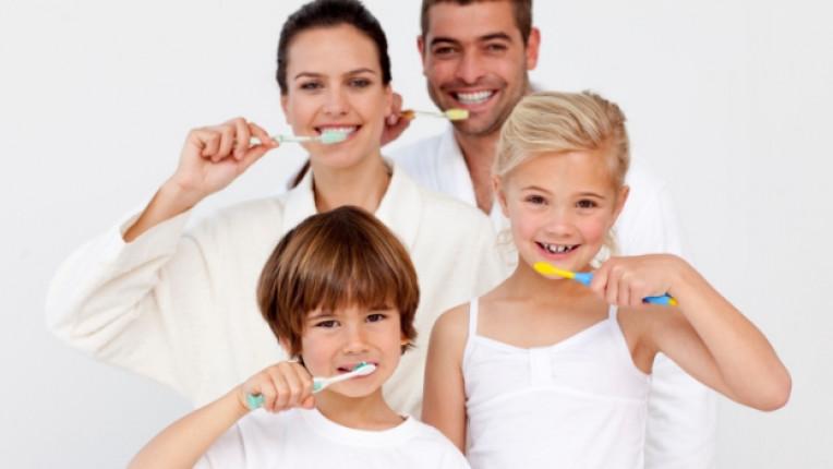 четка зъби
