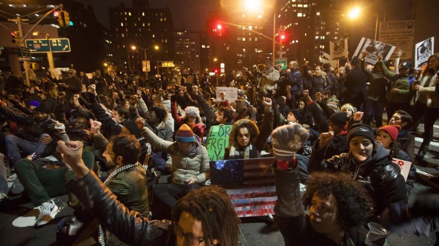 Нови протести срещу полицията в САЩ