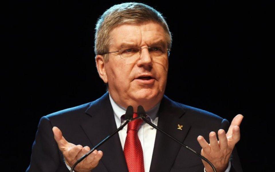 Босът на МОК против включването на електронните спортове в програмата на Игрите