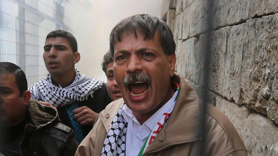 Палестински министър почина, след сблъсък с израелски войници