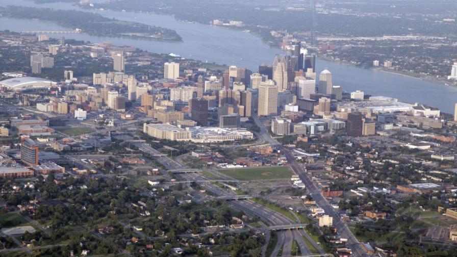 Детройт излезе от състоянието на банкрут
