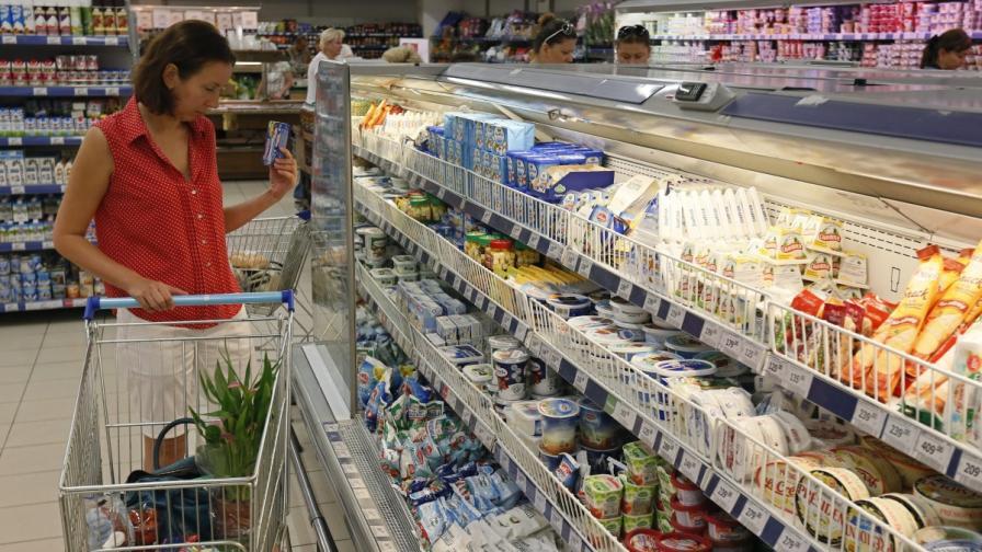 Храните в Русия поскъпнали сериозно