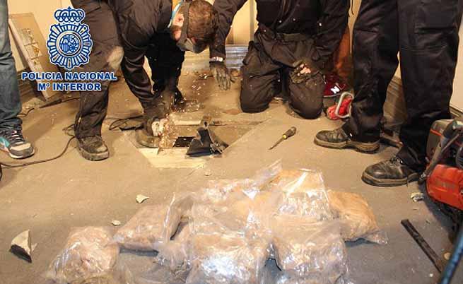 В Испания задържаха 100 кг екстази от България