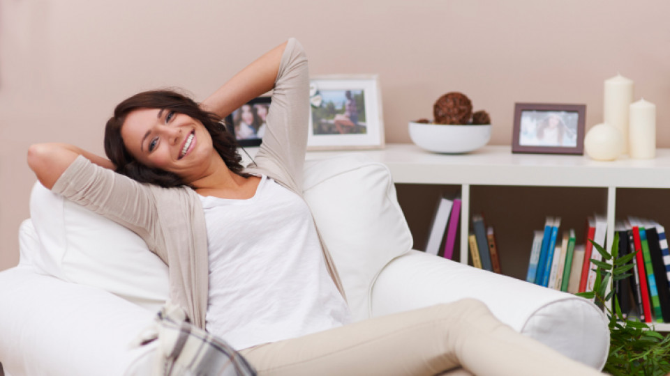 Ъгълът на спокойствието или как да си създадем уютно убежище у дома