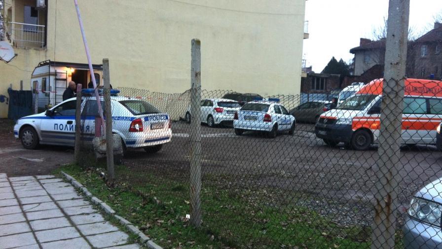 Убиха пазач на паркинг в столицата