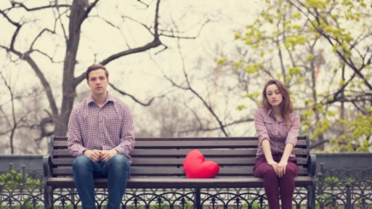 любов връзка двойка сърце