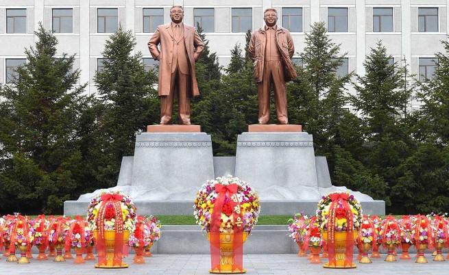 В Северна Корея приключи тригодишният траур за смъртта на Ким Чен-ир