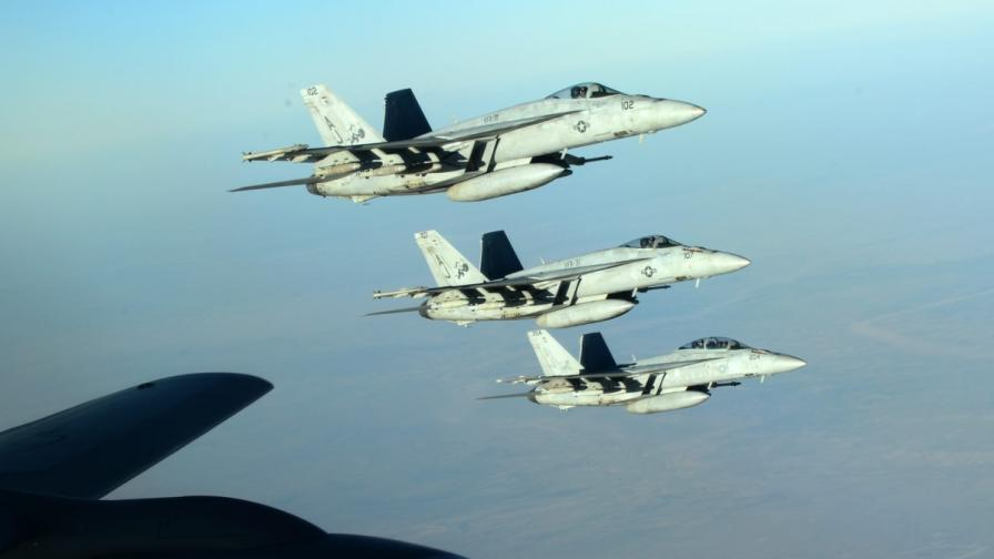 Трима високопоставени членове на ИД са ликвидирани