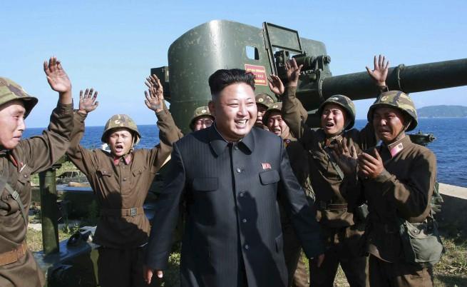 Северна Корея заплаши САЩ с удари