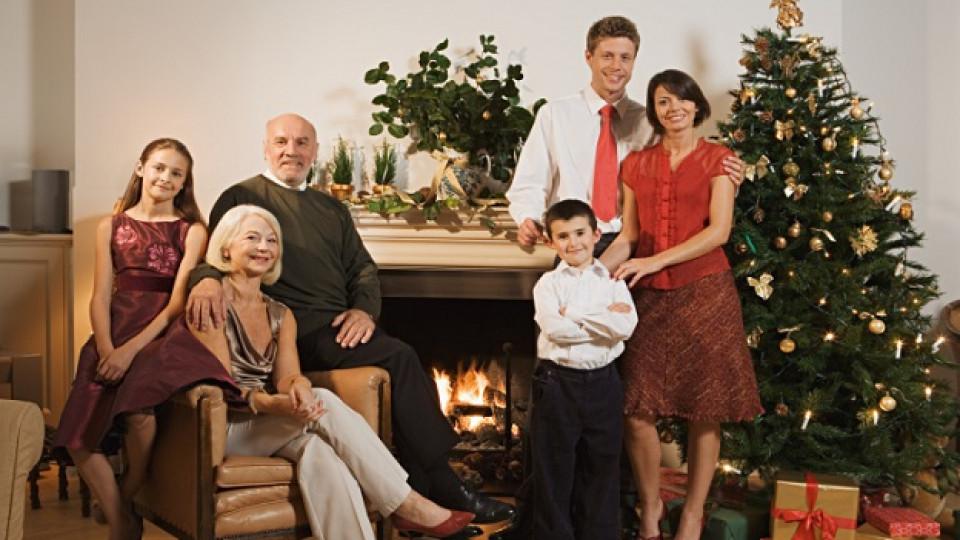 Коледа с роднините: План за оцеляване