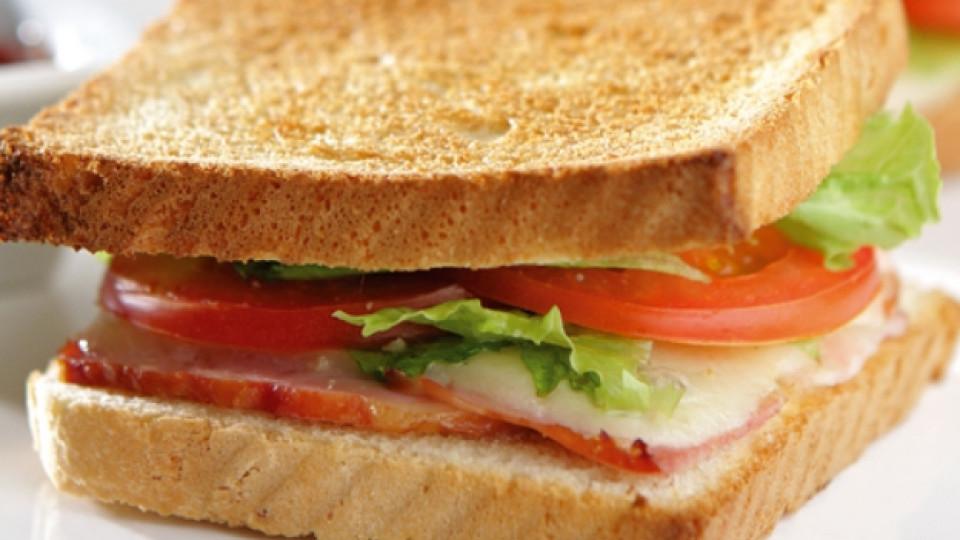 Сандвич за 15 минути
