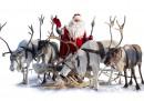 Еленският впряг на Дядо Коледа