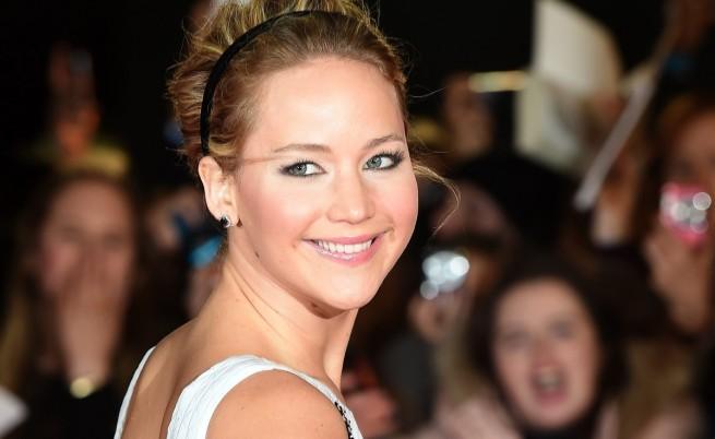 Дженифър Лорънс – най-касовата звезда на Холивуд тази година