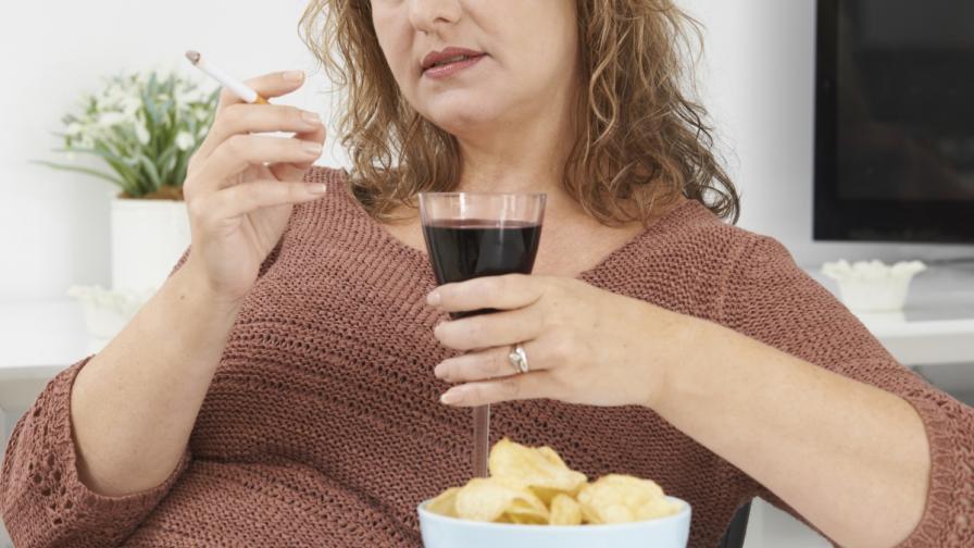 Дните преди Нова година са добро време човек да помисли как да промени лошите си навици
