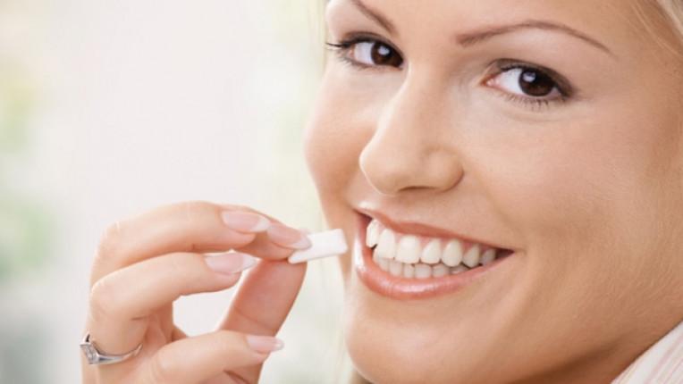 дъвка зъболекар
