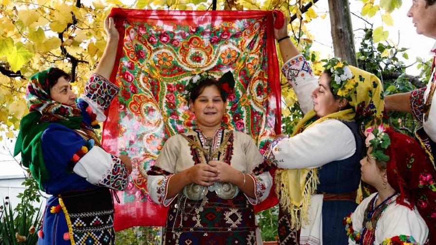 Крадена невеста от Баничан