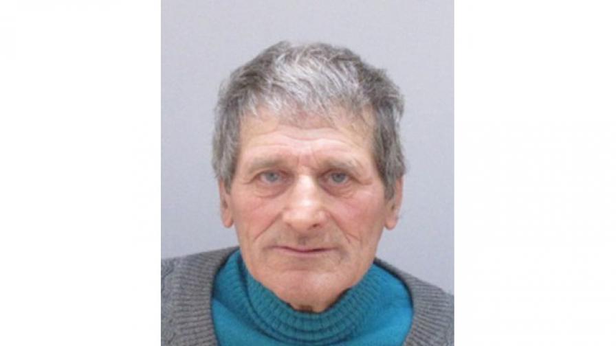 Издирват изчезнал мъж на 75 г., баща на магистрат от СГС