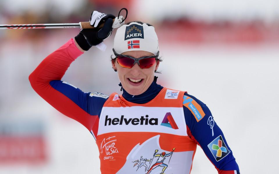Бьорген с втори успех в Тур дьо Ски, спечели преследването