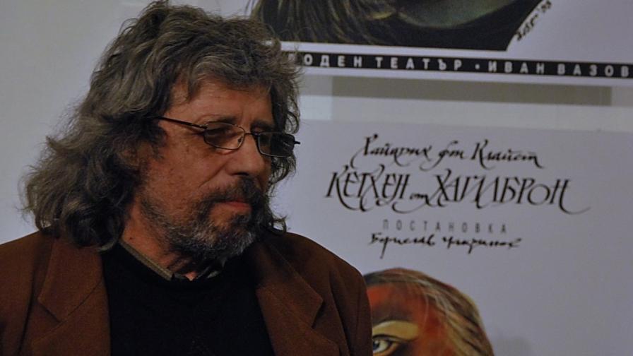 Напусна ни художникът Стефан Десподов