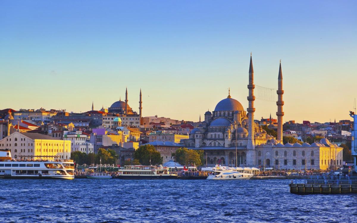 <p><strong>№2 Истанбул, Турция</strong></p>