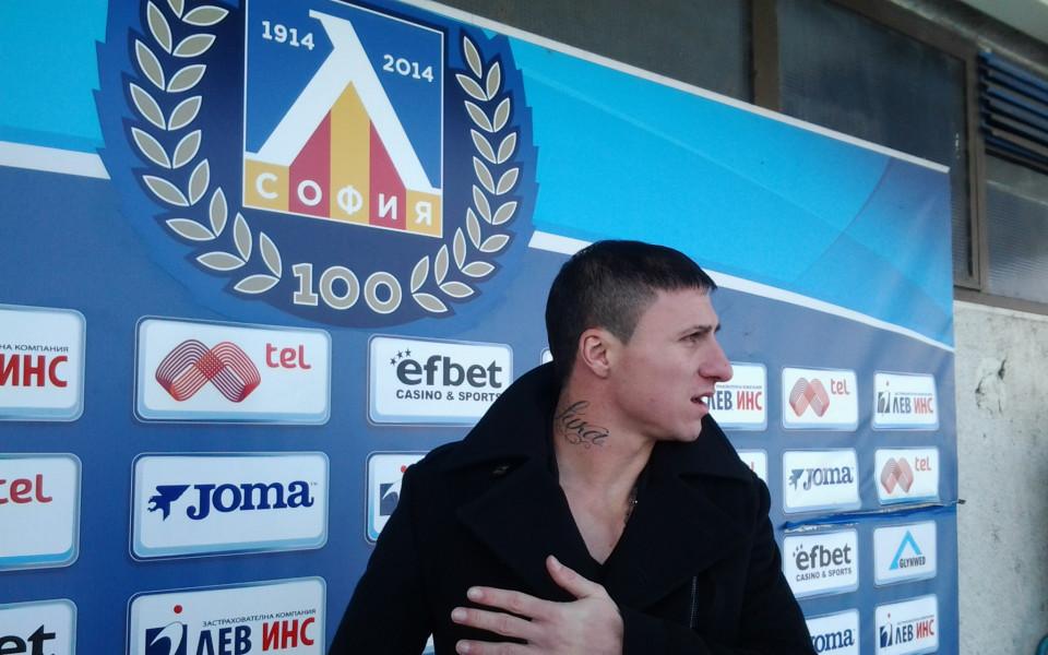 Боян Йоргачевич: Това е мачът на сезона!
