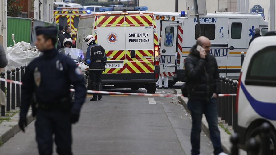 """Почетоха жертвите в """"Шарли ебдо"""""""