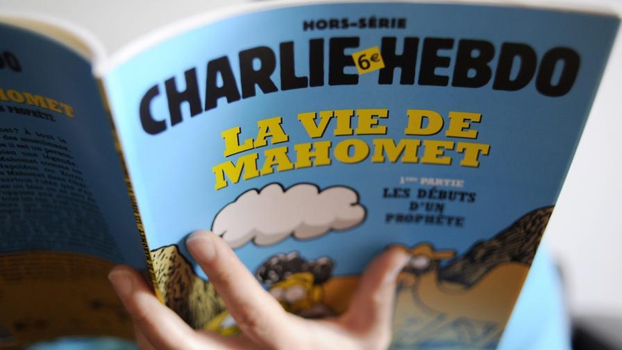"""Иван Бакалов: Журналистите от """"Шарли Ебдо"""" са мъченици на свободата"""