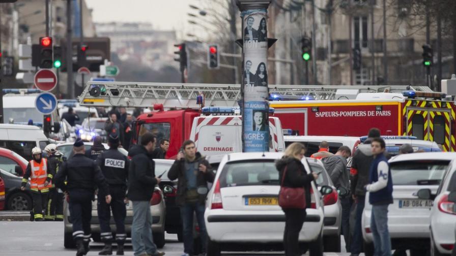 Нова заложническа драма в Париж