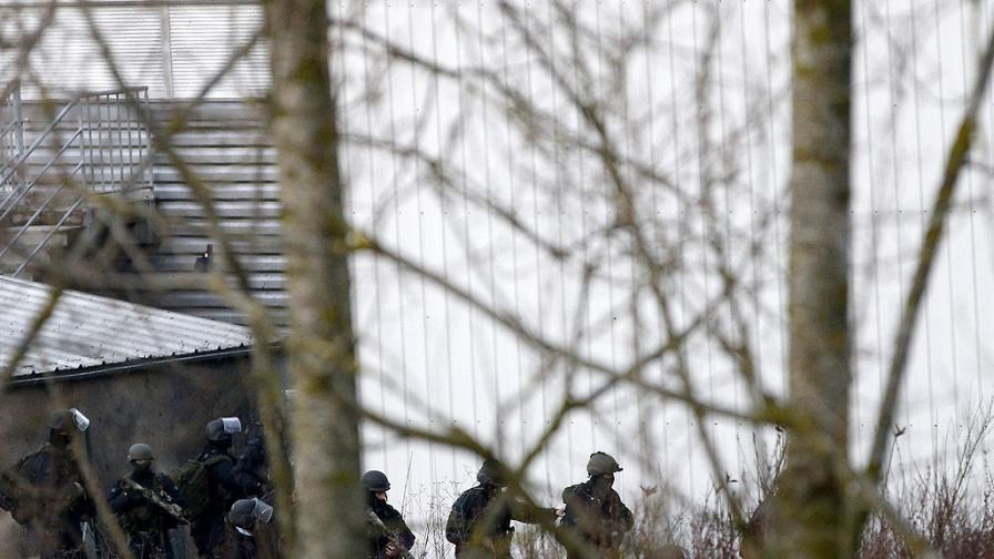 """Атентатор от Париж: Финансира ме """"Ал Кайда"""""""