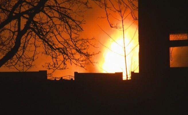 Взривове разтърсиха Разлог през нощта