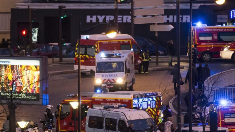 Нападенията в Париж: Имало ли е и четвърти съучастник?
