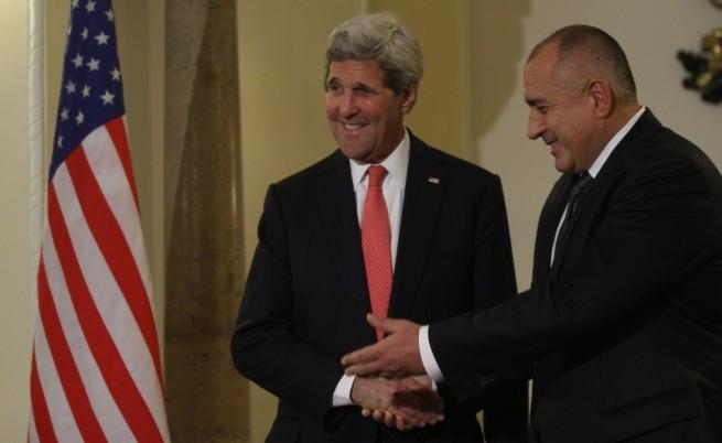 Кери: САЩ ще подкрепи силна и суверенна България