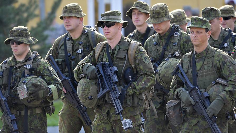 Литва публикува наръчник за оцеляване при война