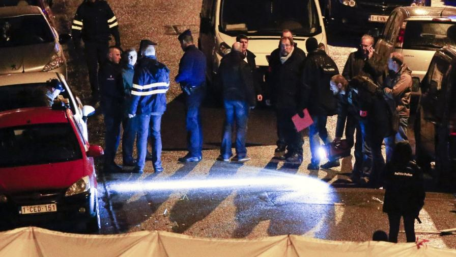 Белгийските терористи искали да нападнат полицаи или автобус