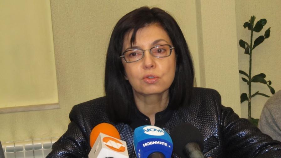 Кунева: Трябва да догоним Румъния
