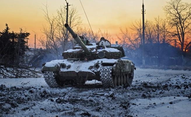 Ожесточени сражения на летището в Донецк